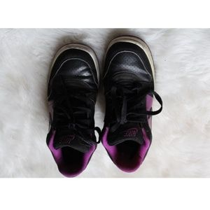 Nike Air leather sneakers